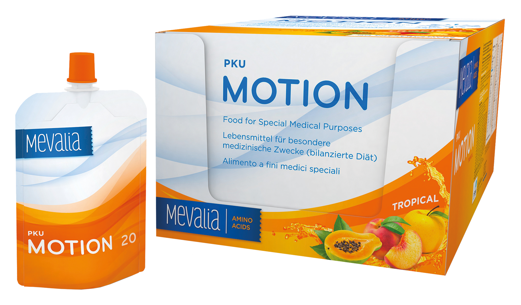 Mevalia PKU Motion Tropical